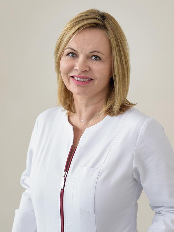 Monika Wizner - lekarz stomatolog wGabinety lekarskie Trójpole 7 wPoznaniu